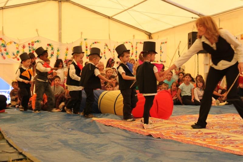 cirque - Le Cirque Du Vignoble à Wangen le samedi 25 juin 2011 à 10h30 31710