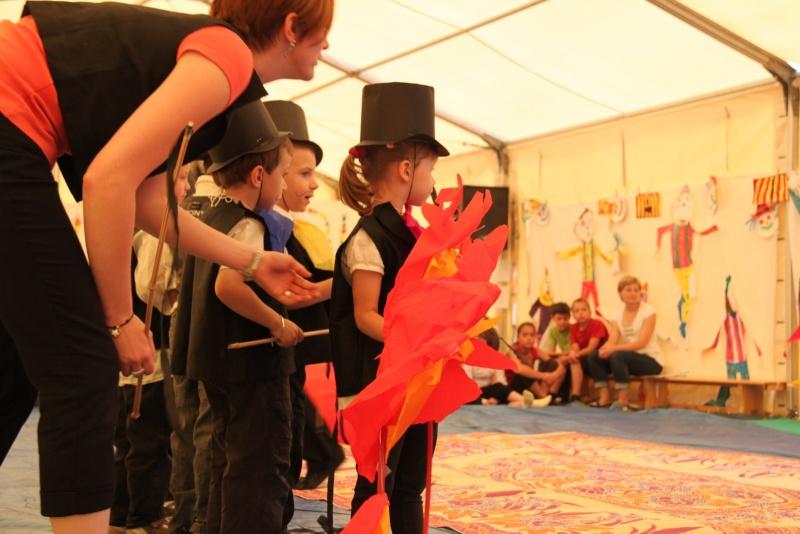 cirque - Le Cirque Du Vignoble à Wangen le samedi 25 juin 2011 à 10h30 32611