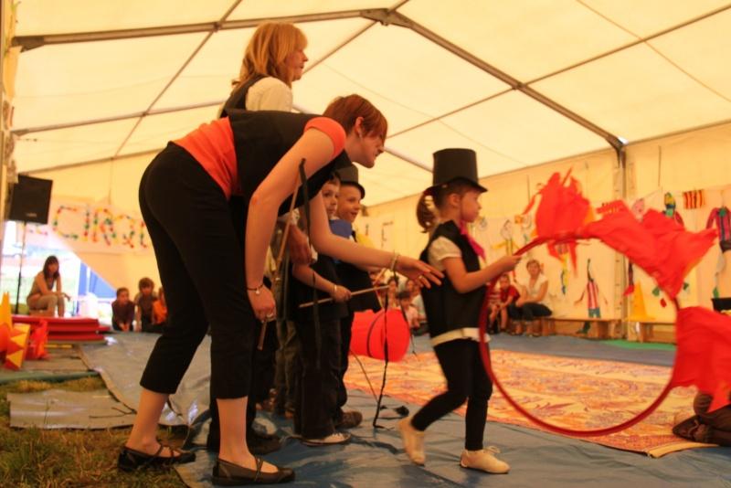 cirque - Le Cirque Du Vignoble à Wangen le samedi 25 juin 2011 à 10h30 32710