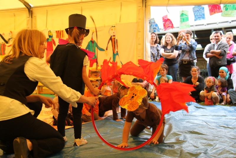 cirque - Le Cirque Du Vignoble à Wangen le samedi 25 juin 2011 à 10h30 32811