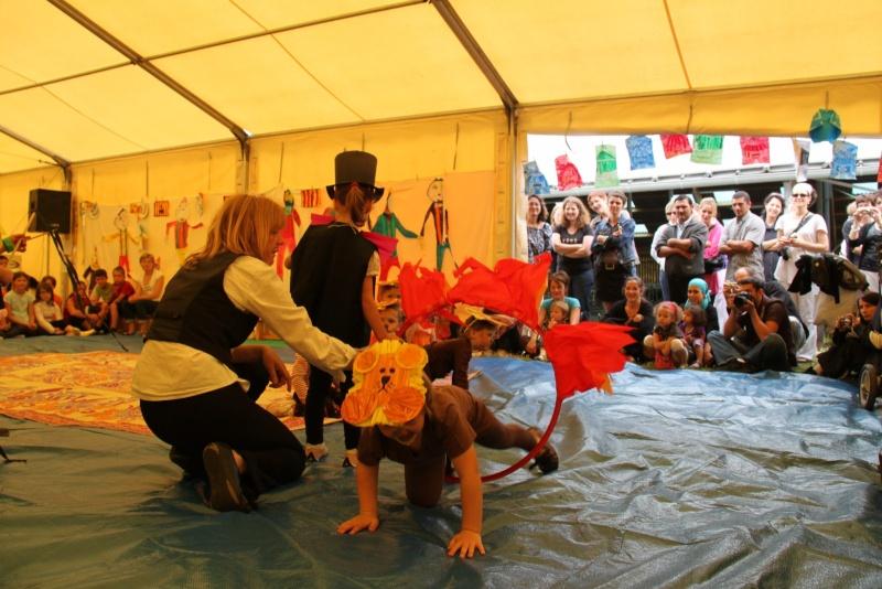 cirque - Le Cirque Du Vignoble à Wangen le samedi 25 juin 2011 à 10h30 32910