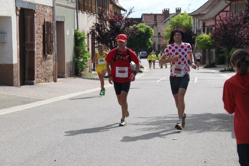 Le Marathon du Vignoble d'Alsace du 18 et 19 juin 2011:et c'est parti pour la 7ème édition qui passera bien entendu par Wangen! 34110
