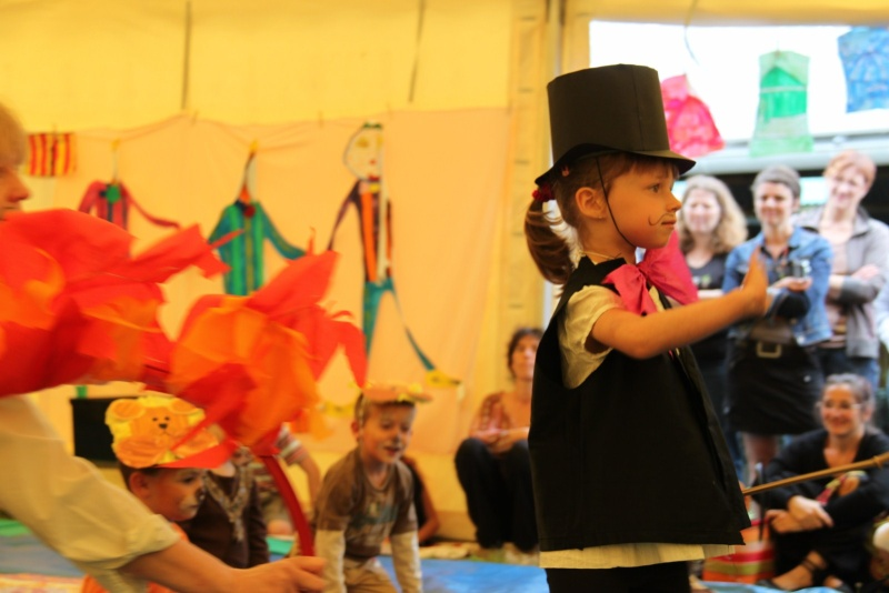 cirque - Le Cirque Du Vignoble à Wangen le samedi 25 juin 2011 à 10h30 34111