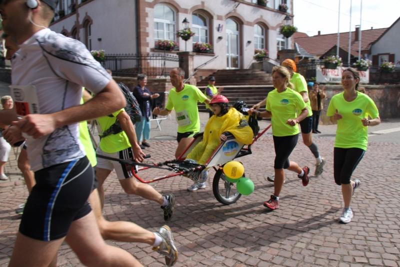 Le Marathon du Vignoble d'Alsace du 18 et 19 juin 2011:et c'est parti pour la 7ème édition qui passera bien entendu par Wangen! 34410