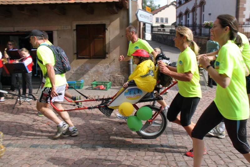 Le Marathon du Vignoble d'Alsace du 18 et 19 juin 2011:et c'est parti pour la 7ème édition qui passera bien entendu par Wangen! 34510