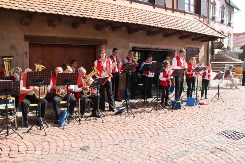 Le Marathon du Vignoble d'Alsace du 18 et 19 juin 2011:et c'est parti pour la 7ème édition qui passera bien entendu par Wangen! 34810