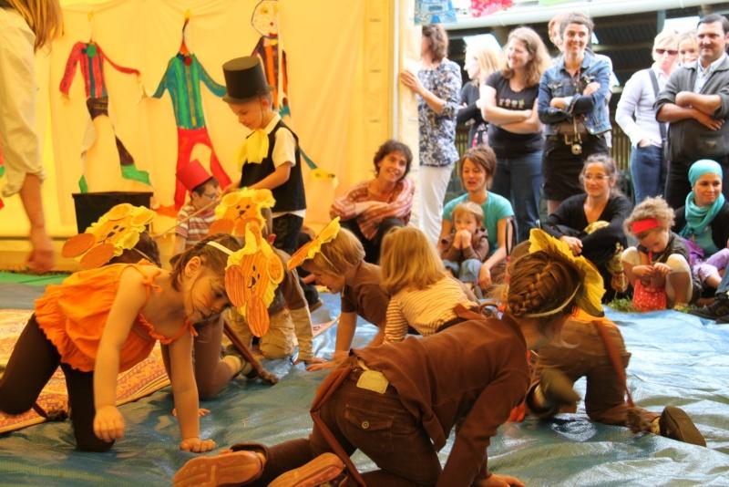 cirque - Le Cirque Du Vignoble à Wangen le samedi 25 juin 2011 à 10h30 34910