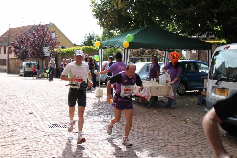 Le Marathon du Vignoble d'Alsace du 18 et 19 juin 2011:et c'est parti pour la 7ème édition qui passera bien entendu par Wangen! 35210