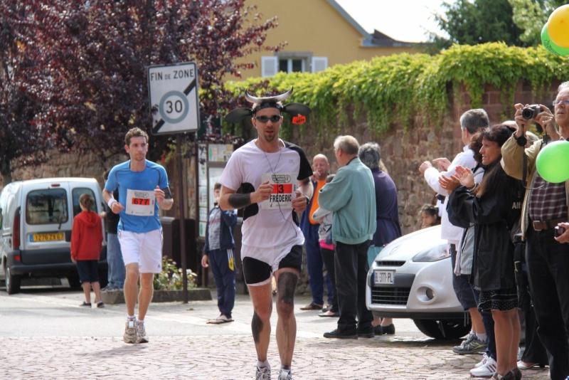 Le Marathon du Vignoble d'Alsace du 18 et 19 juin 2011:et c'est parti pour la 7ème édition qui passera bien entendu par Wangen! 35810