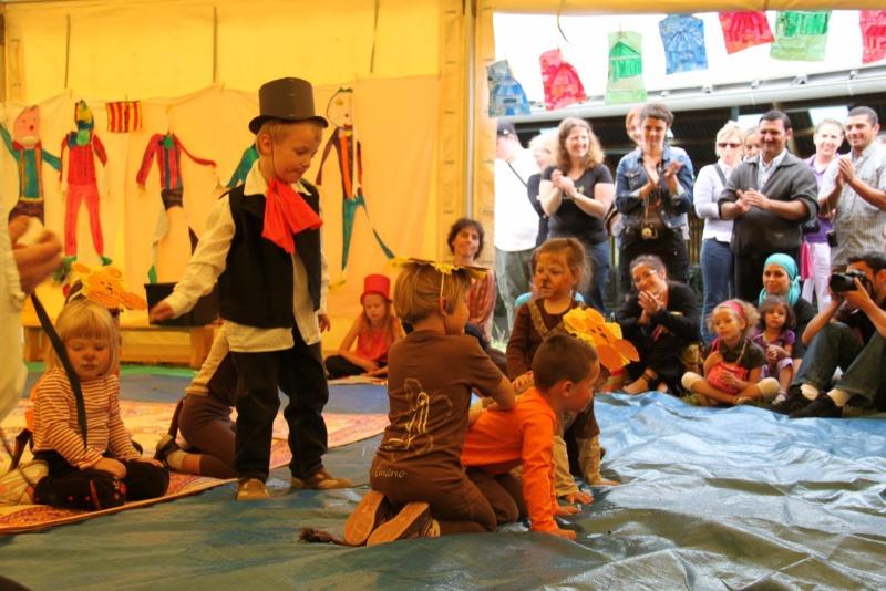 cirque - Le Cirque Du Vignoble à Wangen le samedi 25 juin 2011 à 10h30 36211