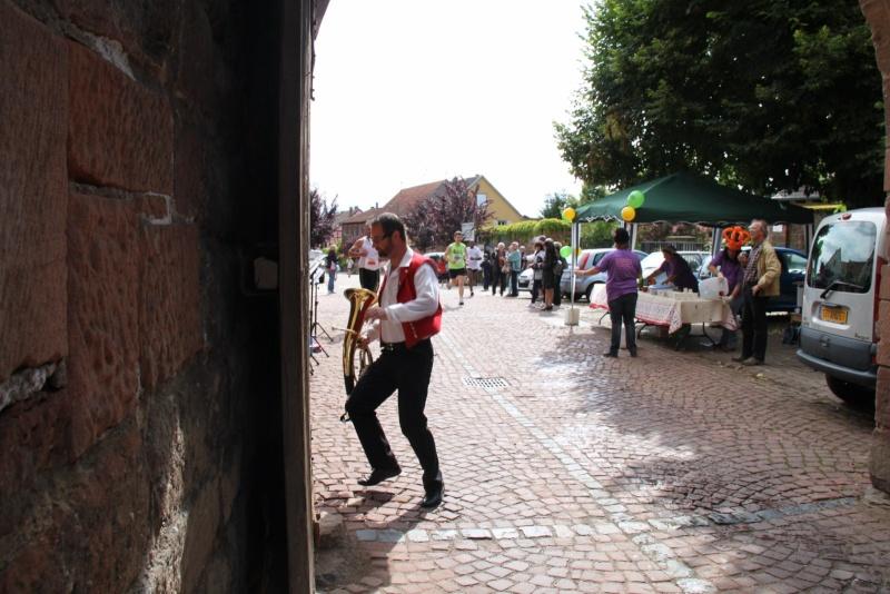 Le Marathon du Vignoble d'Alsace du 18 et 19 juin 2011:et c'est parti pour la 7ème édition qui passera bien entendu par Wangen! 36410