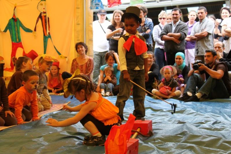 cirque - Le Cirque Du Vignoble à Wangen le samedi 25 juin 2011 à 10h30 36510