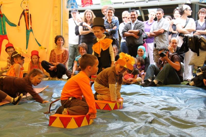 cirque - Le Cirque Du Vignoble à Wangen le samedi 25 juin 2011 à 10h30 36810