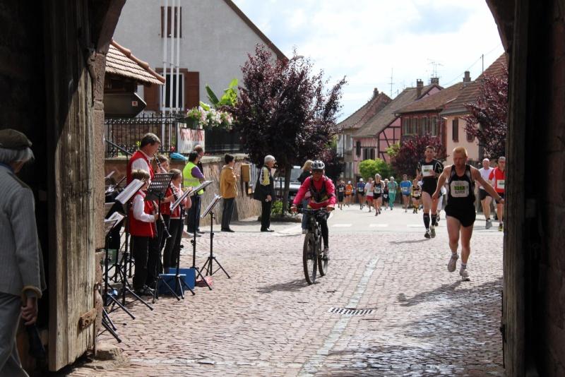 Le Marathon du Vignoble d'Alsace du 18 et 19 juin 2011:et c'est parti pour la 7ème édition qui passera bien entendu par Wangen! 37310