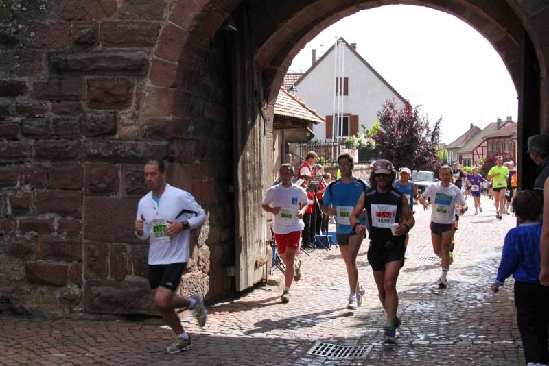 Le Marathon du Vignoble d'Alsace du 18 et 19 juin 2011:et c'est parti pour la 7ème édition qui passera bien entendu par Wangen! 37410