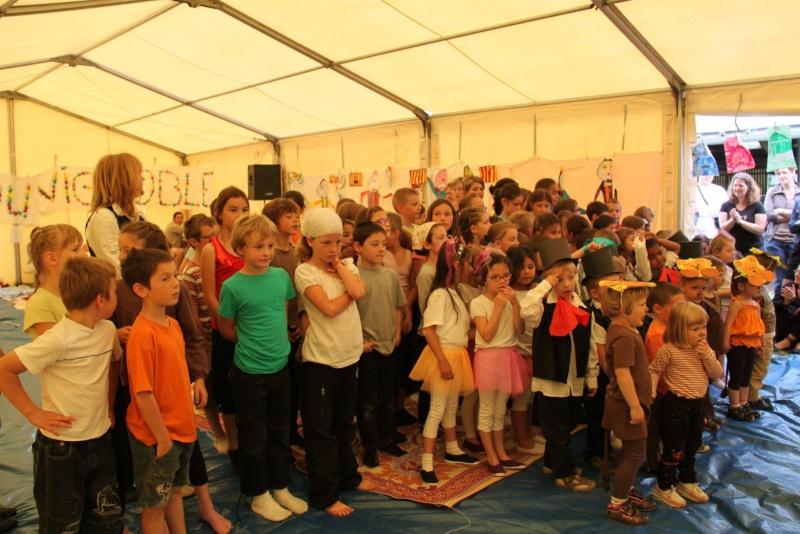 cirque - Le Cirque Du Vignoble à Wangen le samedi 25 juin 2011 à 10h30 38410