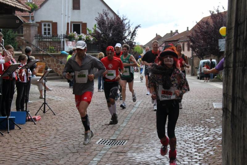 Le Marathon du Vignoble d'Alsace du 18 et 19 juin 2011:et c'est parti pour la 7ème édition qui passera bien entendu par Wangen! 38610