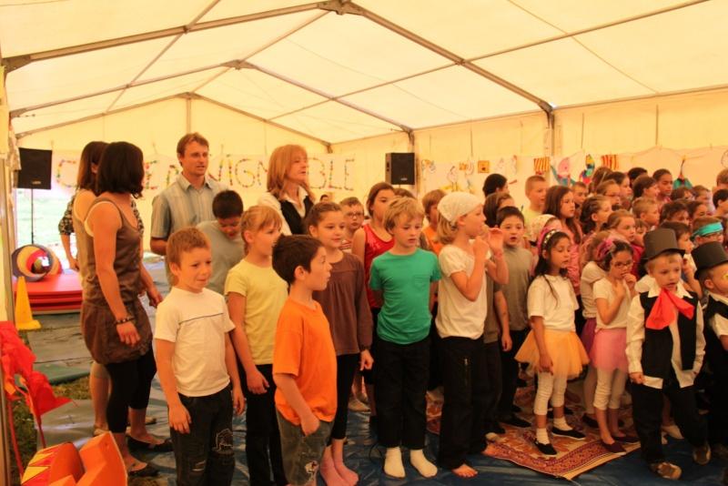 cirque - Le Cirque Du Vignoble à Wangen le samedi 25 juin 2011 à 10h30 38611
