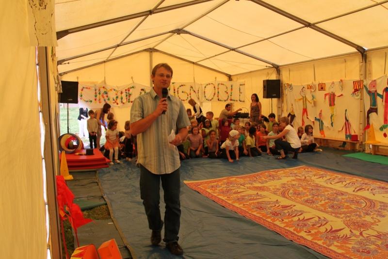 cirque - Le Cirque Du Vignoble à Wangen le samedi 25 juin 2011 à 10h30 39110