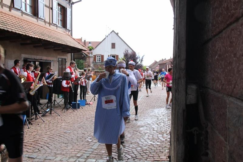 Le Marathon du Vignoble d'Alsace du 18 et 19 juin 2011:et c'est parti pour la 7ème édition qui passera bien entendu par Wangen! 39210