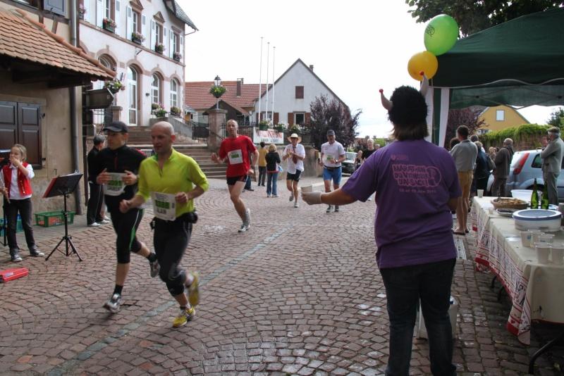 Le Marathon du Vignoble d'Alsace du 18 et 19 juin 2011:et c'est parti pour la 7ème édition qui passera bien entendu par Wangen! 39510