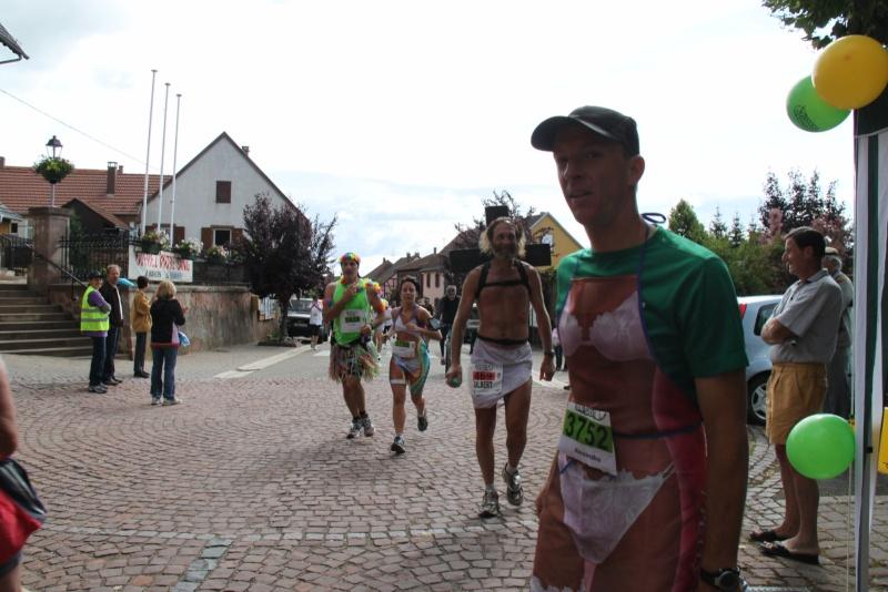 Le Marathon du Vignoble d'Alsace du 18 et 19 juin 2011:et c'est parti pour la 7ème édition qui passera bien entendu par Wangen! 39710