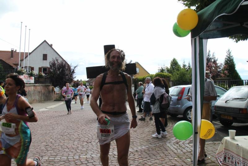 Le Marathon du Vignoble d'Alsace du 18 et 19 juin 2011:et c'est parti pour la 7ème édition qui passera bien entendu par Wangen! 39810