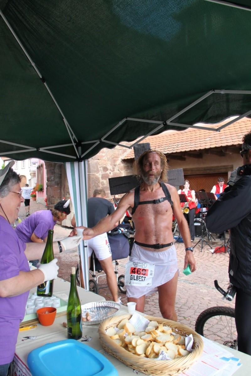 Le Marathon du Vignoble d'Alsace du 18 et 19 juin 2011:et c'est parti pour la 7ème édition qui passera bien entendu par Wangen! 40010