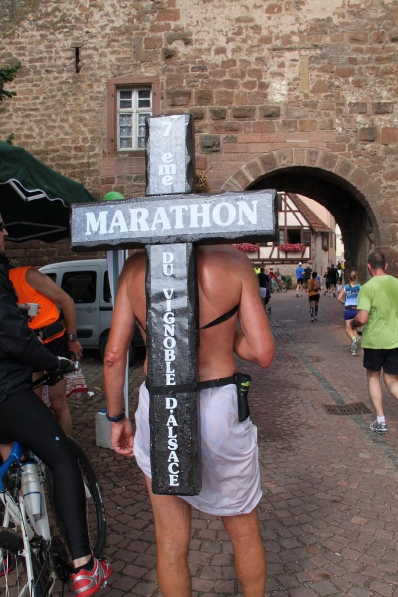 Le Marathon du Vignoble d'Alsace du 18 et 19 juin 2011:et c'est parti pour la 7ème édition qui passera bien entendu par Wangen! 40410