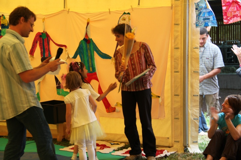 cirque - Le Cirque Du Vignoble à Wangen le samedi 25 juin 2011 à 10h30 40411