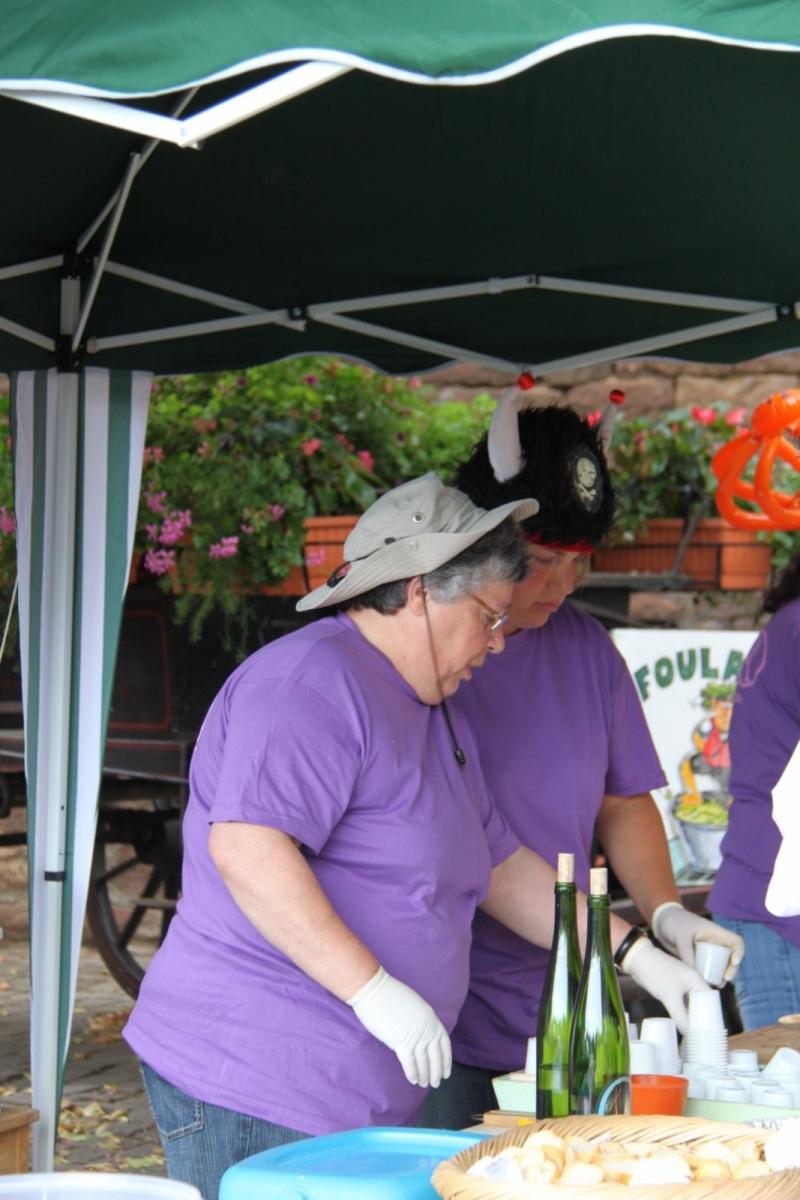 Le Marathon du Vignoble d'Alsace du 18 et 19 juin 2011:et c'est parti pour la 7ème édition qui passera bien entendu par Wangen! 40910