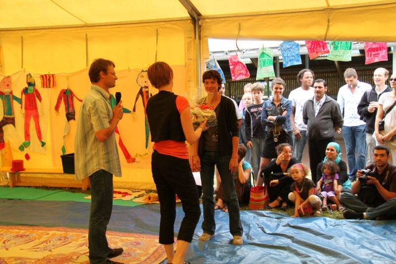 cirque - Le Cirque Du Vignoble à Wangen le samedi 25 juin 2011 à 10h30 41010