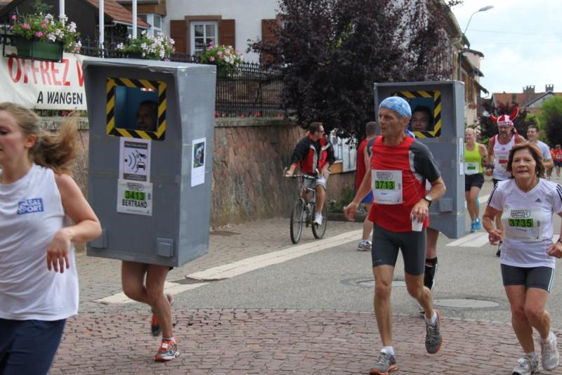 Le Marathon du Vignoble d'Alsace du 18 et 19 juin 2011:et c'est parti pour la 7ème édition qui passera bien entendu par Wangen! 41810