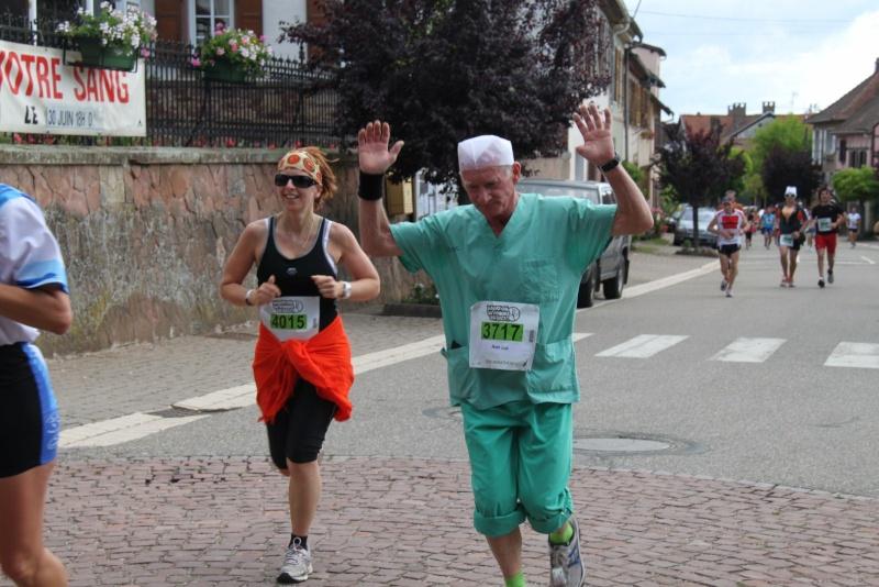Le Marathon du Vignoble d'Alsace du 18 et 19 juin 2011:et c'est parti pour la 7ème édition qui passera bien entendu par Wangen! 42110