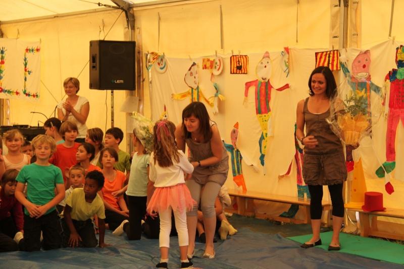 cirque - Le Cirque Du Vignoble à Wangen le samedi 25 juin 2011 à 10h30 42111