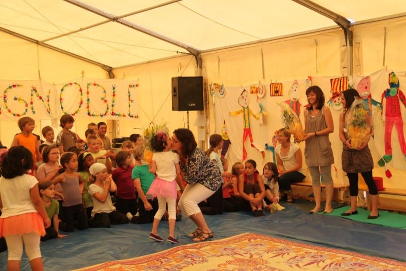 cirque - Le Cirque Du Vignoble à Wangen le samedi 25 juin 2011 à 10h30 42211