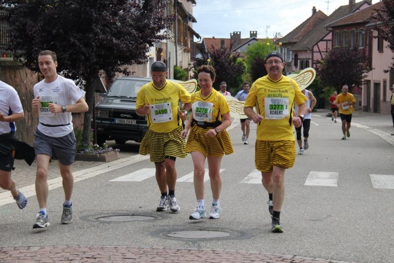 Le Marathon du Vignoble d'Alsace du 18 et 19 juin 2011:et c'est parti pour la 7ème édition qui passera bien entendu par Wangen! 42710