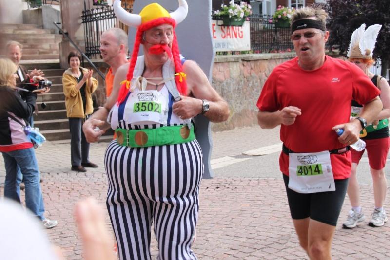Le Marathon du Vignoble d'Alsace du 18 et 19 juin 2011:et c'est parti pour la 7ème édition qui passera bien entendu par Wangen! 43210