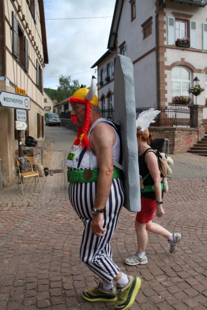 Le Marathon du Vignoble d'Alsace du 18 et 19 juin 2011:et c'est parti pour la 7ème édition qui passera bien entendu par Wangen! 43310