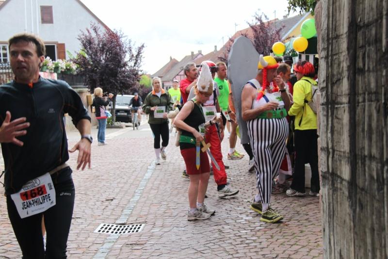 Le Marathon du Vignoble d'Alsace du 18 et 19 juin 2011:et c'est parti pour la 7ème édition qui passera bien entendu par Wangen! 44210