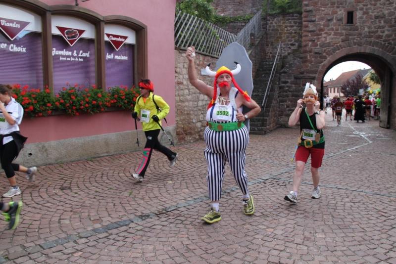Le Marathon du Vignoble d'Alsace du 18 et 19 juin 2011:et c'est parti pour la 7ème édition qui passera bien entendu par Wangen! 44510