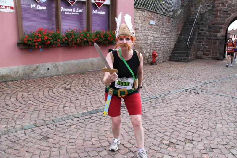 Le Marathon du Vignoble d'Alsace du 18 et 19 juin 2011:et c'est parti pour la 7ème édition qui passera bien entendu par Wangen! 44610