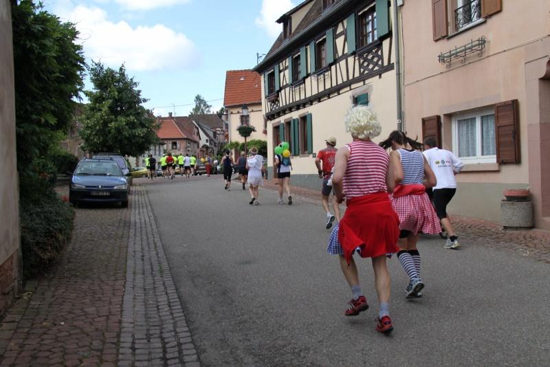 Le Marathon du Vignoble d'Alsace du 18 et 19 juin 2011:et c'est parti pour la 7ème édition qui passera bien entendu par Wangen! 45510