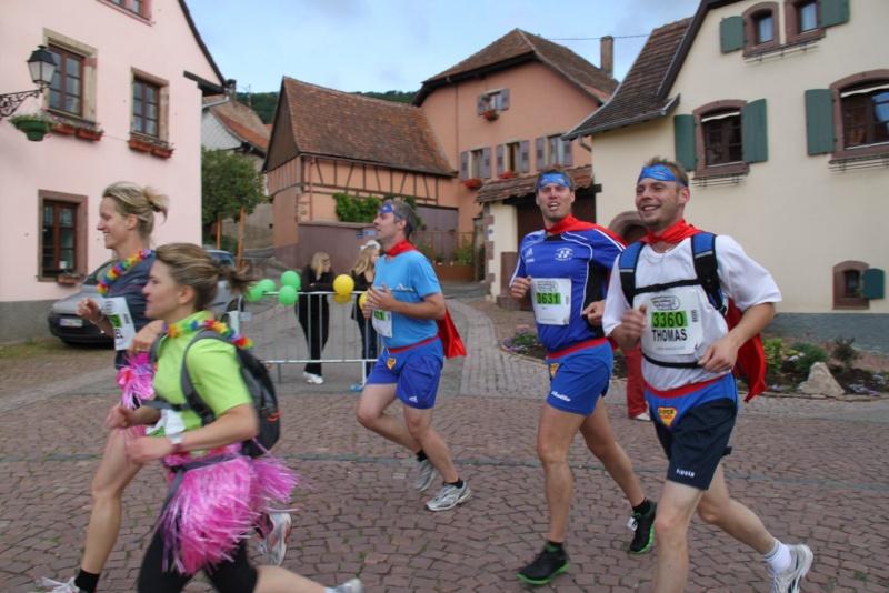 Le Marathon du Vignoble d'Alsace du 18 et 19 juin 2011:et c'est parti pour la 7ème édition qui passera bien entendu par Wangen! 46410