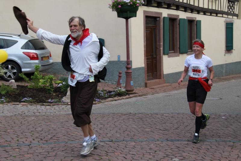 Le Marathon du Vignoble d'Alsace du 18 et 19 juin 2011:et c'est parti pour la 7ème édition qui passera bien entendu par Wangen! 47210