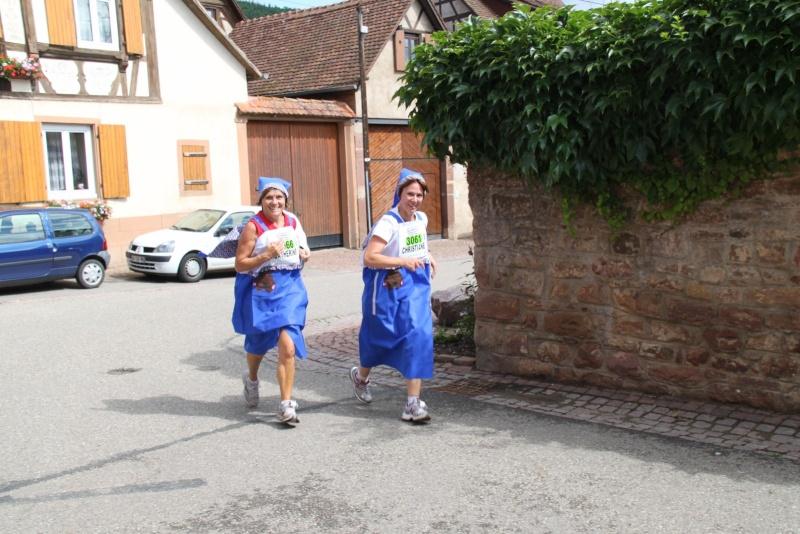 Le Marathon du Vignoble d'Alsace du 18 et 19 juin 2011:et c'est parti pour la 7ème édition qui passera bien entendu par Wangen! 47610