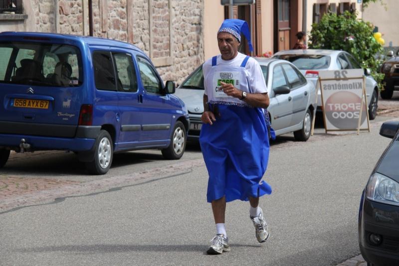 Le Marathon du Vignoble d'Alsace du 18 et 19 juin 2011:et c'est parti pour la 7ème édition qui passera bien entendu par Wangen! 47910