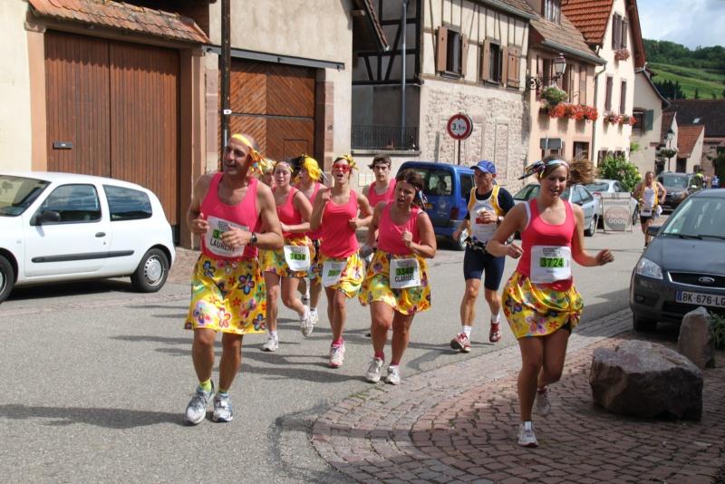 Le Marathon du Vignoble d'Alsace du 18 et 19 juin 2011:et c'est parti pour la 7ème édition qui passera bien entendu par Wangen! 48310