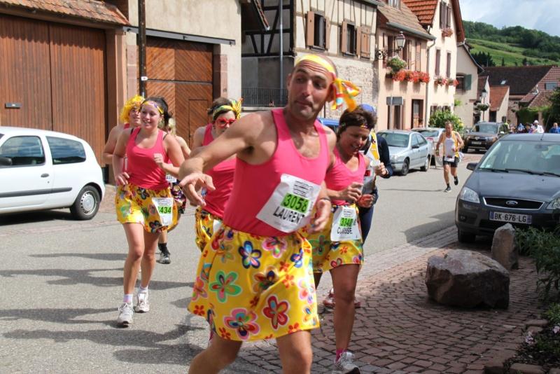 Le Marathon du Vignoble d'Alsace du 18 et 19 juin 2011:et c'est parti pour la 7ème édition qui passera bien entendu par Wangen! 48410