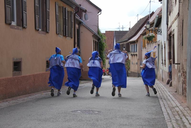 Le Marathon du Vignoble d'Alsace du 18 et 19 juin 2011:et c'est parti pour la 7ème édition qui passera bien entendu par Wangen! 48910